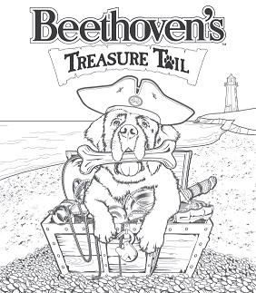 Beethoven's Treasure Tail Giveaway!