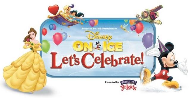 Disney On Ice Giveaway!