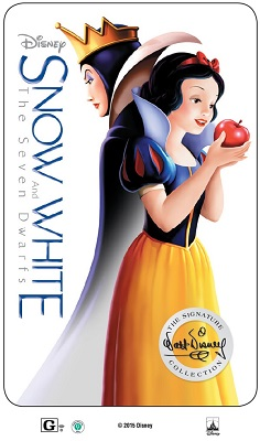 Snow White and the Seven Dwarfs Giveaway