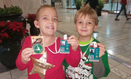 Santa's Flight Academy at the Mall at Green Hills