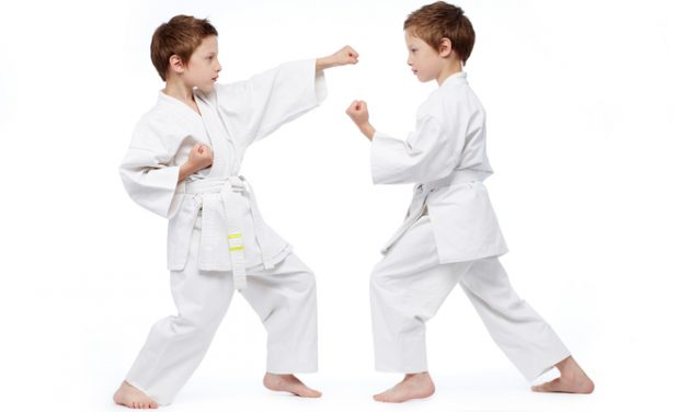 7 Reasons Why Kids Should Practice Martial Arts