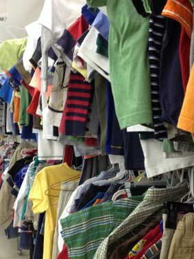 Best Times to Shop a Consignment Sale