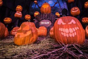 The Glow Jack o'lantern Experience Fontenel Nashville Giveaway Halloween Family Fun