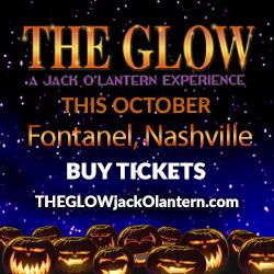 The Glow Jack 'o Lantern Nashville Halloween