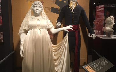 Ghost Tours At The Hermitage: A Review