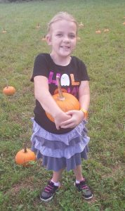 Honeysuckle Hill Farm Halloween Pumpkin Nashville