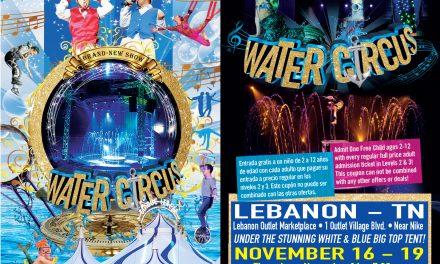 Cirque Italia Ticket Giveaway!